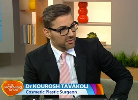 Dr Tavakoli - Australia's leading cosmetic plastic surgeon