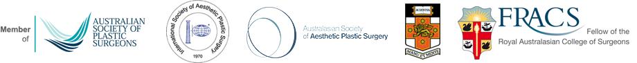Dr Kourosh Tavakoli Member Of Australian Society Of Plastic Surgeons, International Society of Aesthetic Plastic Surgery, Australasian Society of Aesthetic Plastic Surgery, UNSW Australia, Fellow of the Royal Australasian College of Surgeons