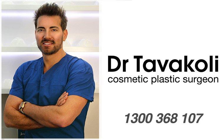 Dr Kourosh Tavakoli - cosmetic plastic surgeon