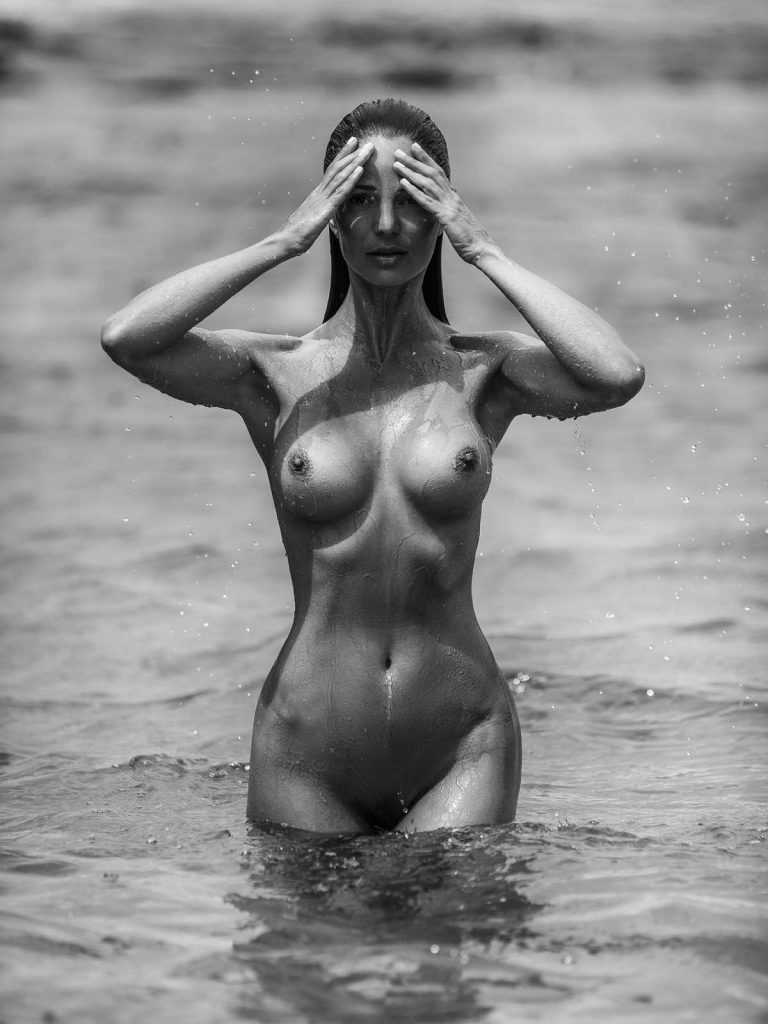 Mini boob job by Dr Kourosh Tavakoli