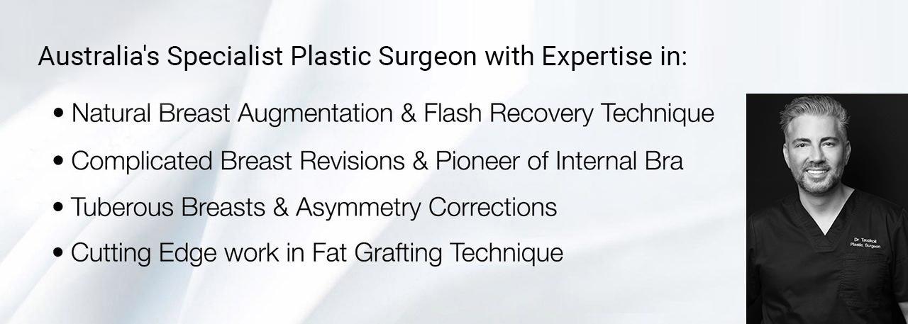 Dr Kourosh Tavakoli is Australia's Super Specialised Breast Surgeon