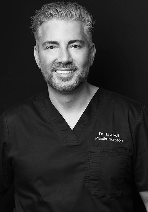 Dr Kourosh Tavakoli - Australia'n Specialist Plastic Surgeon